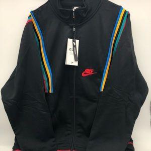 XL Nike Sportswear French Terry Heritage Jacket